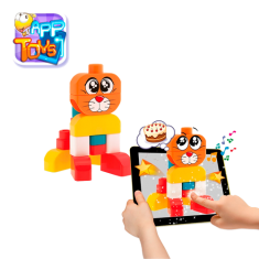 Конструктор Chicco AppToys
